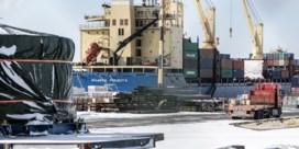 Man komt om bij ongeval op schip in Antwerpse haven