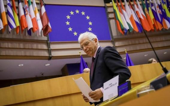 Borrell bereidt nieuwe sancties voor tegen Moskou