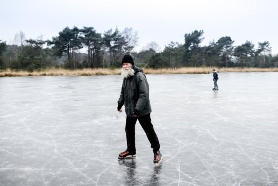 Agentschap Natuur en Bos laat schaatsen in openlucht niet toe
