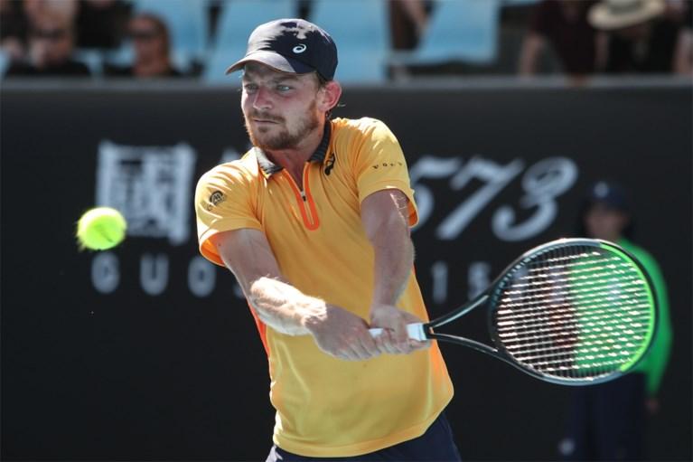 Australian Open: David Goffin verrassend onderuit tegen Alexei Popyrin