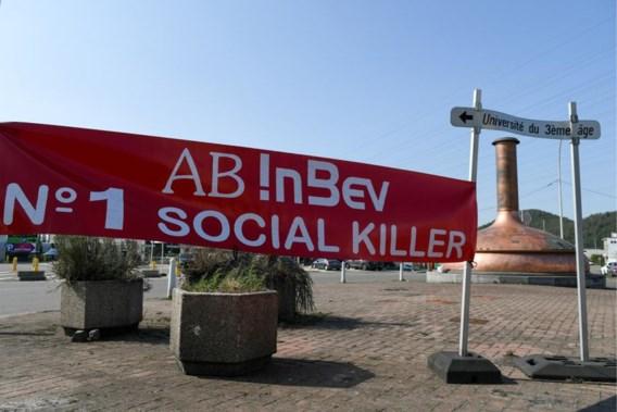 AB InBev straft stakende brouwers van Jupille