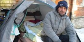 Brussel maakt tientallen extra plaatsen vrij voor daklozen wegens extreme kou