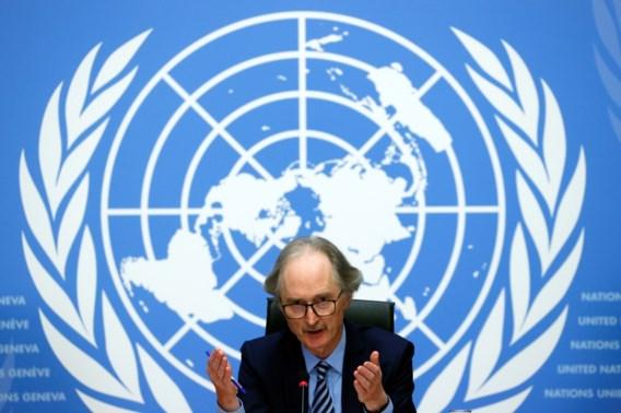 VN-Veiligheidsraad komt niet tot gezamenlijke verklaring over Syrië