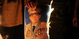De blunderende generaal achter decoup in Myanmar