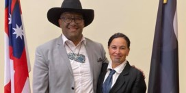 Nieuw-Zeelands parlementslid weigert das te dragen en moet parlement verlaten
