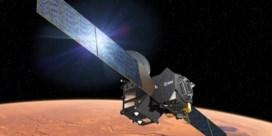 Stofstormen triggeren chemie op Mars