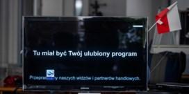 Zwarte dag voor Poolse media