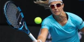 Australian Open: Kirsten Flipkens naar tweede ronde dubbelspel