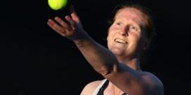 Van Uytvanck haalt voor het eerst de tweede ronde in Australian Open