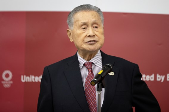 'Voorzitter Tokio 2020-comité neemt ontslag na vrouwonvriendelijke uitspraken'