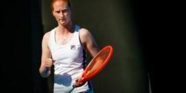 Australian Open: Alison Van Uytvanck sneuvelt in tweede ronde