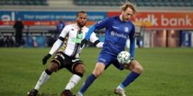 Charleroi kan vroege voorsprong niet verzilveren: AA Gent bekert verder