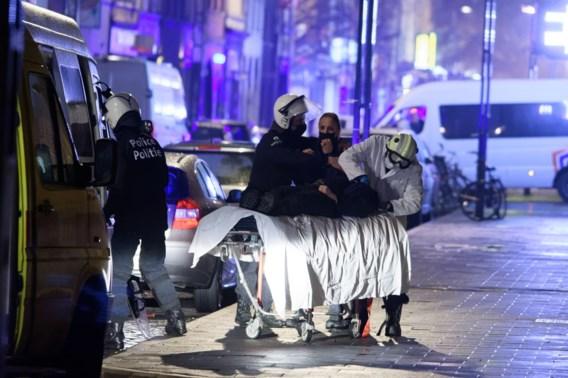 Veertien verdachten opgepakt voor rellen na overlijden Ibrahima Barrie