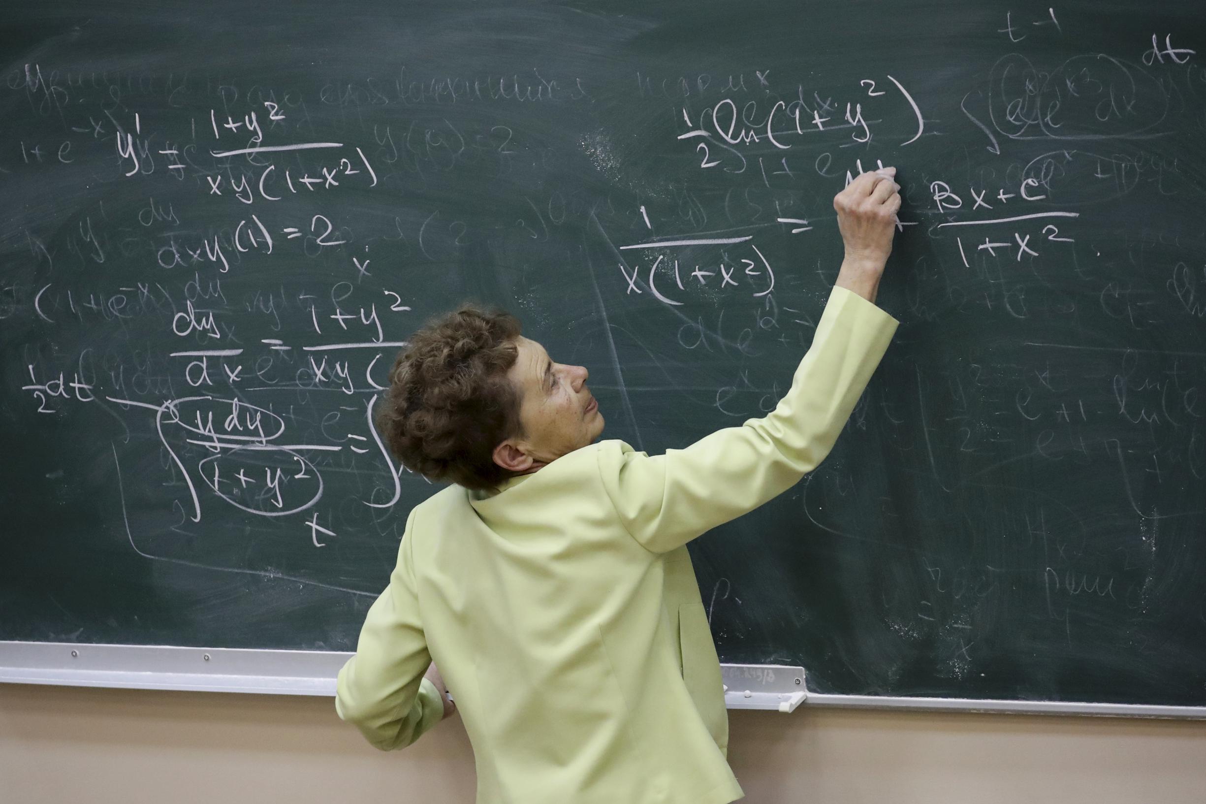 Wiskunde is veel meer dan cijfertjes - De Standaard