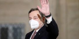 'Super Mario' Draghi aan het hoofd van nieuwe Italiaanse regering