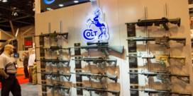 Amerikaanse wapenfabrikant Colt overgenomen door Tsjechisch bedrijf