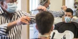 Van Gucht: 'Heropenen kappers betekent miljoen nauwe contacten per week'
