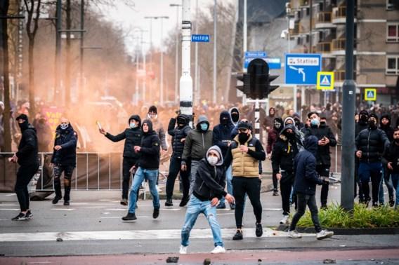 Twee relschoppers Eindhoven veroordeeld tot gevangenisstraffen