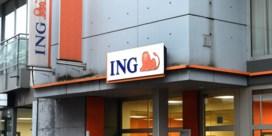 ING België legt forse stroppenpot aan