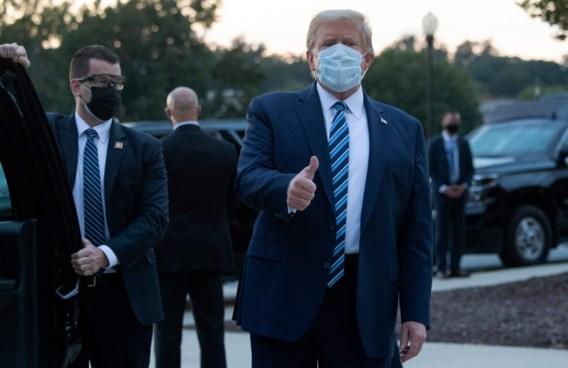 'Trump was veel zieker na coronabesmetting dan Witte Huis deed uitschijnen'