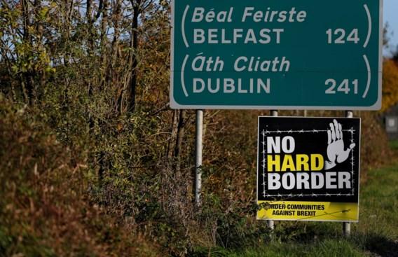 Brexit: Londen en EU stellen actieplan op rond Noord-Ierland