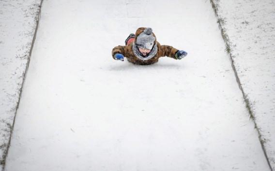 Winterweer in Nederland en Duitsland: 30 miljoen kilo strooizout en tot 25 centimeter sneeuw