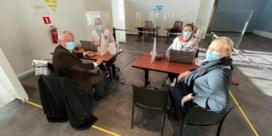 Testronde in vaccinatiecentrum Casino Blankenberge neemt twijfel rond toegankelijkheid weg