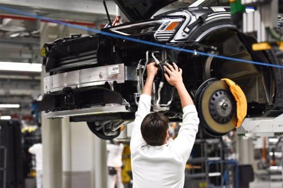 Komende week geen productie bij Audi Brussels door tekort aan chips