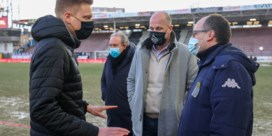 Afgelasting Charleroi - Club Brugge is groot probleem voor speelkalender