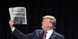 Opnieuw vrijspraak voor Donald Trump in Amerikaanse Senaat