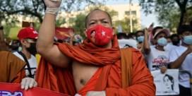 Honderdduizenden gaan opnieuw de straat op in Myanmar