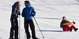 Italiaanse skigebieden blijven dicht