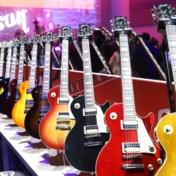 Gibson verkocht gitaren als zoete broodjes