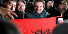 Links-nationalisten triomferen in Kosovo
