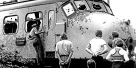 Nabestaanden treinkapers gaan in hoger beroep: 'Deze is dood?' 'Nu wel ja'