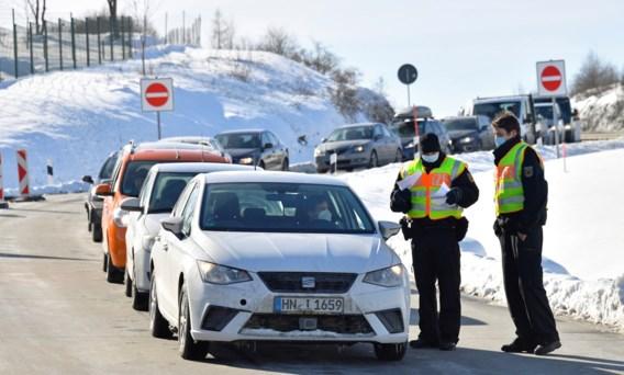 Buurlanden ontstemd over Duitse grenscontroles