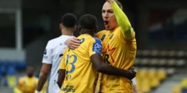 Waasland-Beveren geeft rode lantaarn door aan Cercle Brugge na zege tegen Eupen