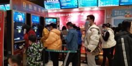 Chinees recordbezoek doet ook westerse cinema's hopen