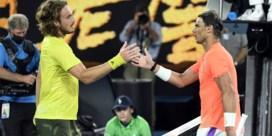 Tsitsipas schakelt Nadal uit op de Australian Open