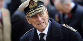 Britse prins Philip (99) uit voorzorg in ziekenhuis opgenomen