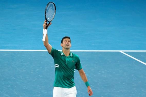 Roger Federer is illuster record kwijt aan Novak Djokovic