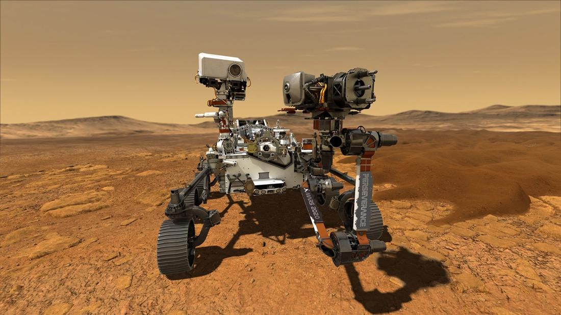 De race naar Mars is nu echt begonnen - De Standaard