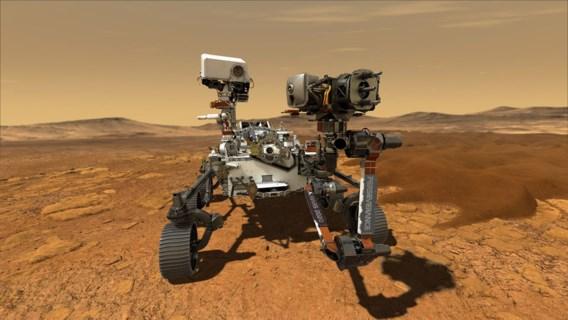 De race naar Mars is nu echt begonnen