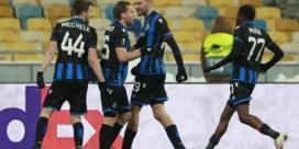 Club Brugge vecht zich naar gunstig gelijkspel tegen Dinamo Kiev