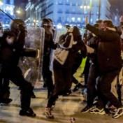 Tientallen arrestaties en gewonden na betogingen tegen opsluiting rapper in Spanje