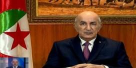 Algerijnse president ontbindt parlement
