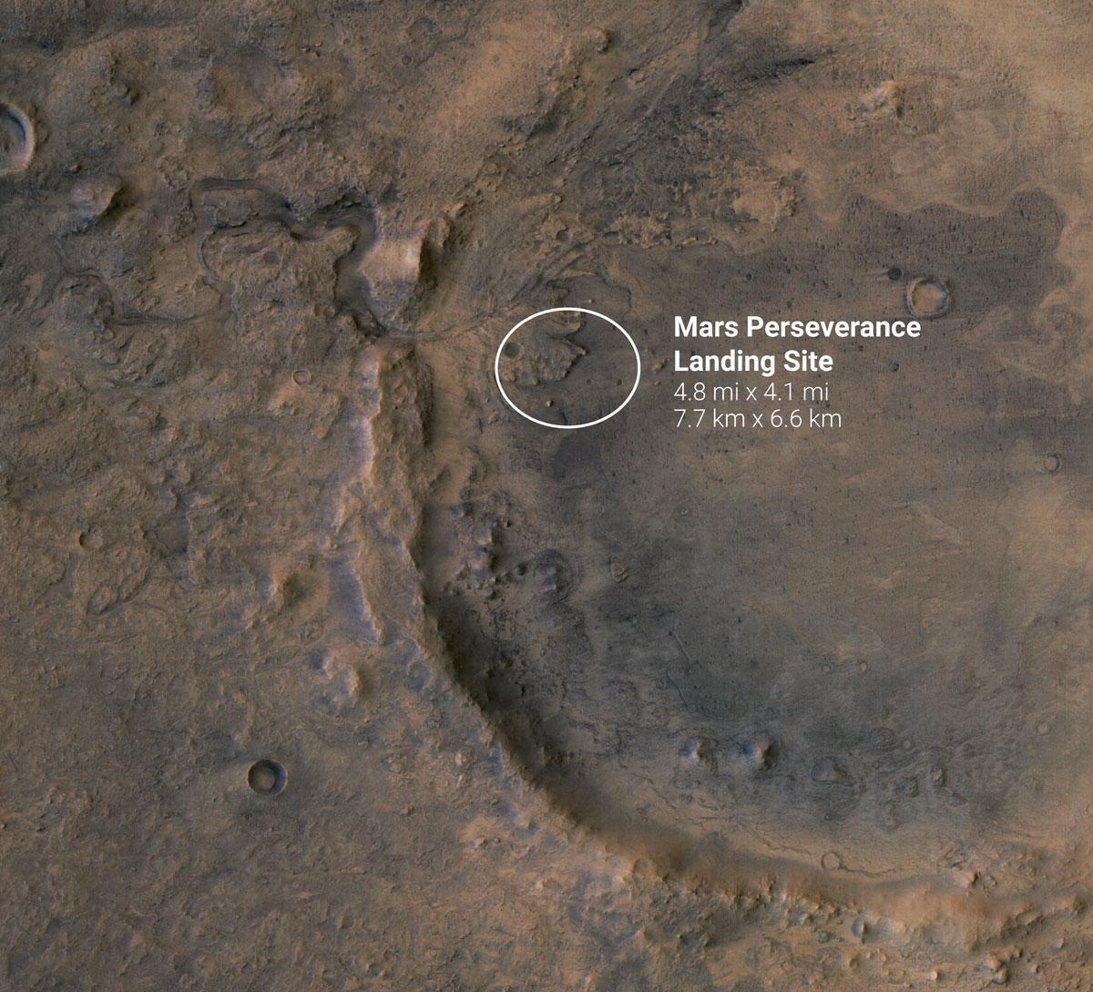 Mars heeft er weer een bezoeker bij - De Standaard