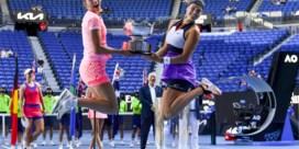 Elise Mertens en Aryna Sabalenka pakken dubbeltitel op Australian Open