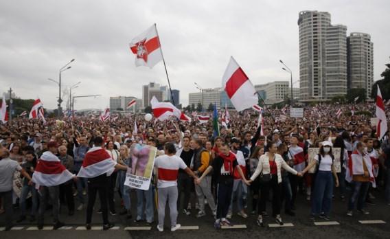 Wit-Rusland geeft verantwoordelijkheid voor dood van betoger toe