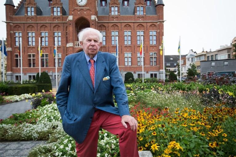 Burgemeester van Knokke-Heist Leopold Lippens overleden